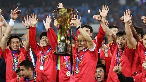 Việt Nam vô địch AFF Cup 2018 sau 10 năm đợi chờ