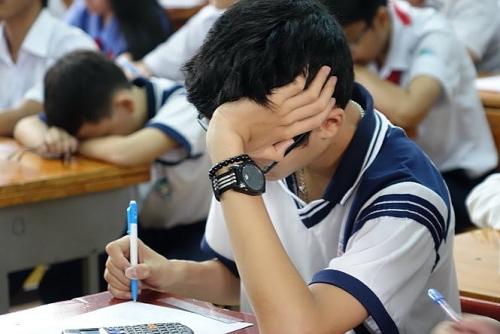"""3.000 học sinh phải thi lại và vấn đề """"cần làm ngay"""" của ngành Giáo dục"""