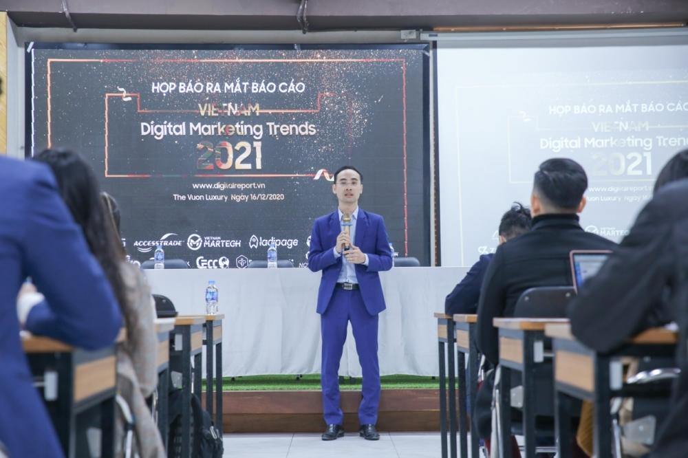 """Chuẩn bị ra mắt báo cáo """"Vietnam Digital Marketting Trends 2021"""""""