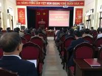 Cử tri đề nghị sớm hoàn thành dự án đường Hoàng Quốc Việt kéo dài
