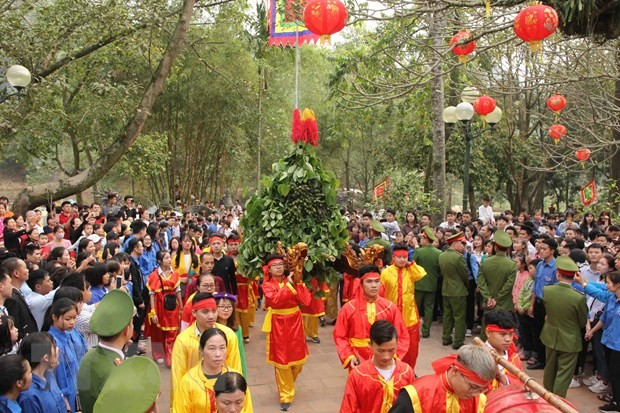 Hội Gióng và những nét đẹp văn hóa truyền thống