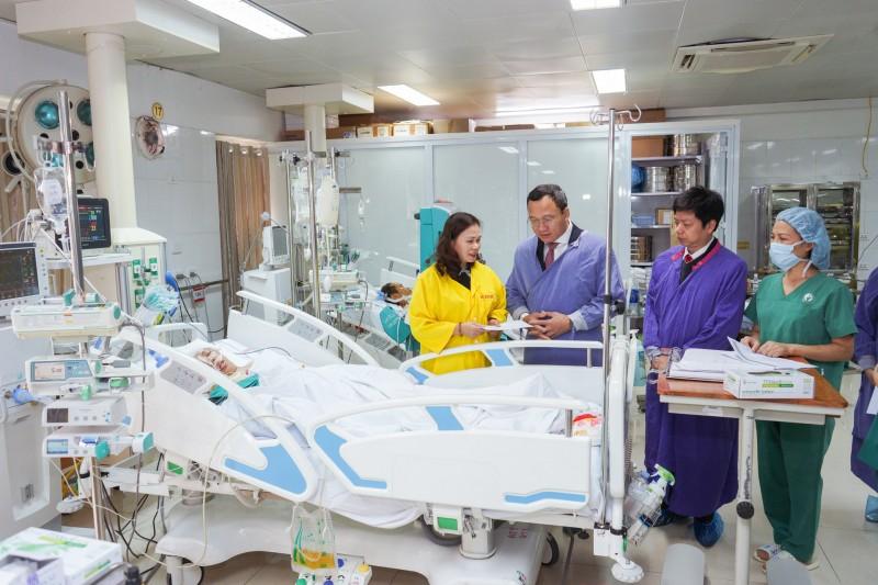 Nạn nhân nhập viện có liên quan tới nồng độ cồn giảm đáng kể