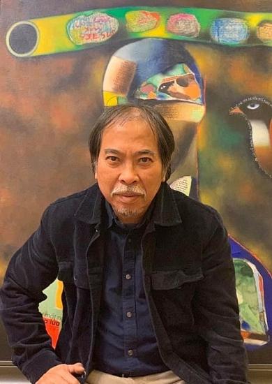 Nhà thơ Nguyễn Quang Thiều:
