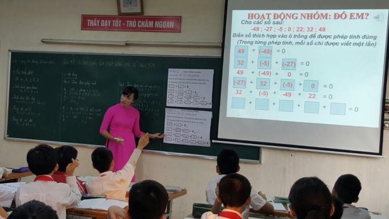 Thi giáo viên dạy giỏi chỉ còn được chuẩn bị trước 2 ngày