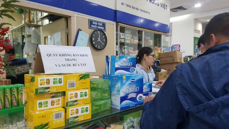 95 cửa hàng kinh doanh thiết bị y tế bị xử phạt trong ngày 4/2