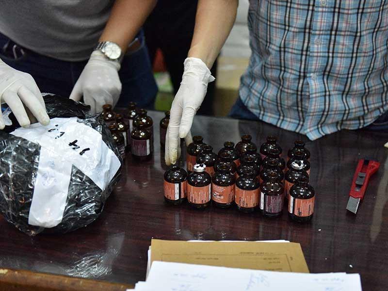 Thuốc thú y có chứa chất ma túy, tiền chất phải được kê đơn