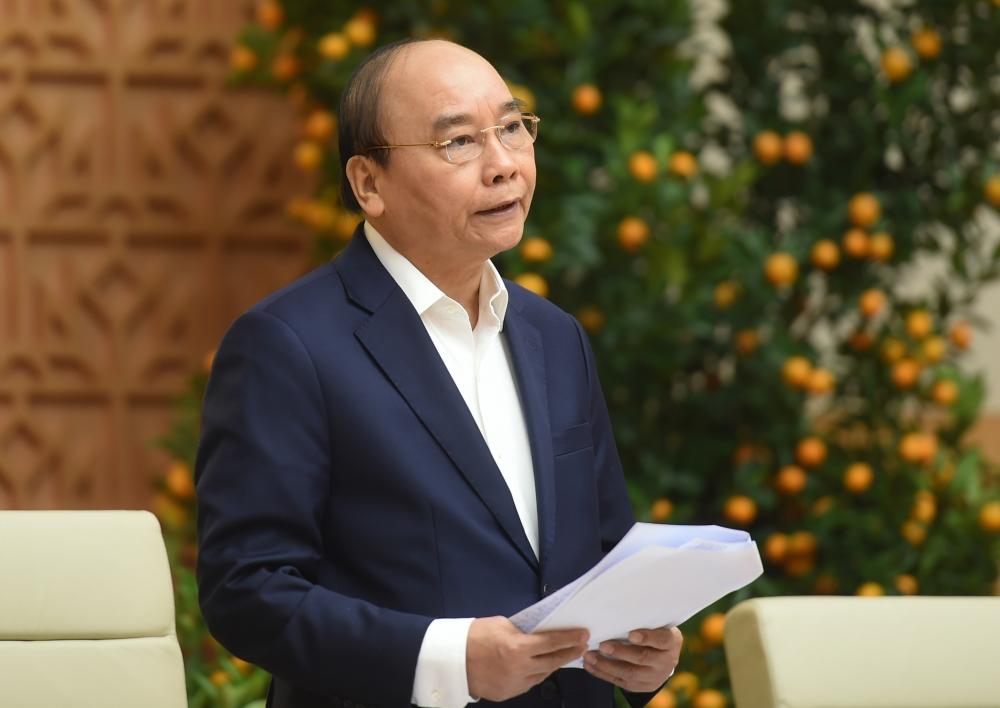 Thủ tướng Nguyễn Xuân Phúc nhấn mạnh 4 nhiệm vụ trọng tâm thời gian tới