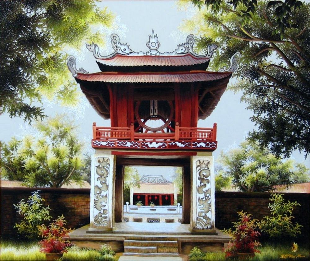 Những địa điểm ở Hà Nội nên đi lễ đầu Xuân năm mới