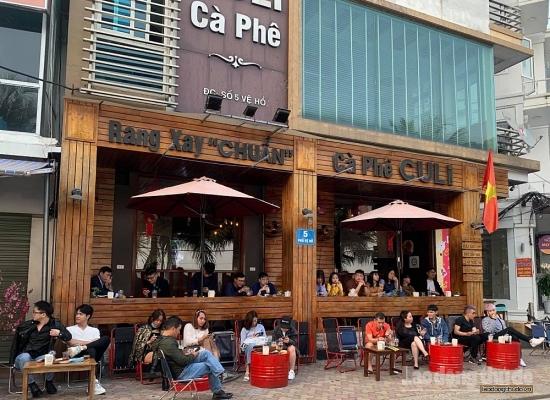 Hà Nội: Từ 0h đêm nay dừng hoạt động các quán ăn đường phố, cafe, trà đá vỉa hè