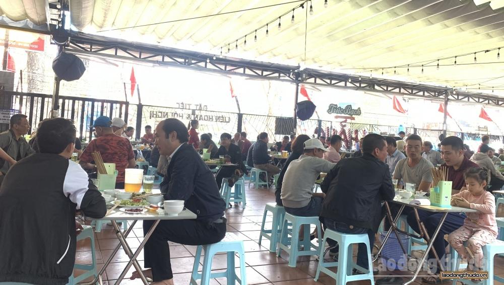 Quận Ba Đình: Một số quán bia chưa chú trọng công tác phòng, chống dịch Covid-19
