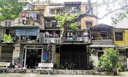 Rà soát loại hình chung cư, nhà tập thể cũ trên địa bàn Thành phố