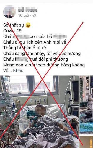 Tung tin ca nhiễm Covid-19 thứ 17 nguy kịch, một thanh niên bị xử lý