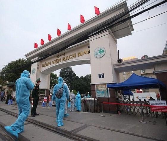 Quận Đống Đa: Cách ly 266 người liên quan tới Bệnh viện Bạch Mai