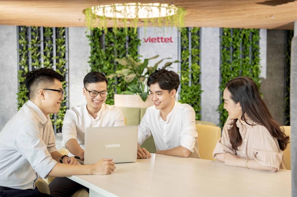 Viettel tìm kiếm sinh viên tài năng tham gia kiến tạo xã hội