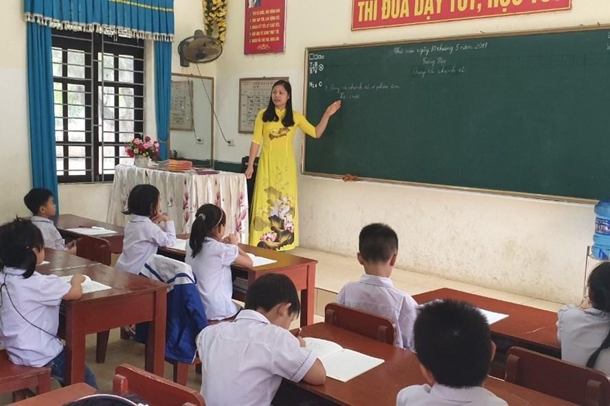 Sửa quy định về chứng chỉ thăng hạng giáo viên