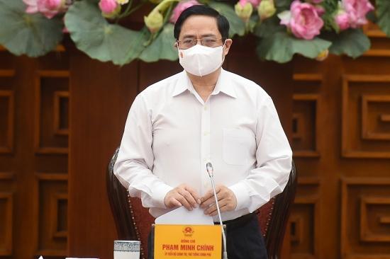 Thủ tướng kêu gọi toàn thể Nhân dân đồng lòng chống dịch