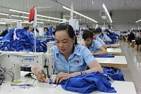 Công nhân giỏi Đinh Thị Chi: Luôn nhiệt huyết với công việc