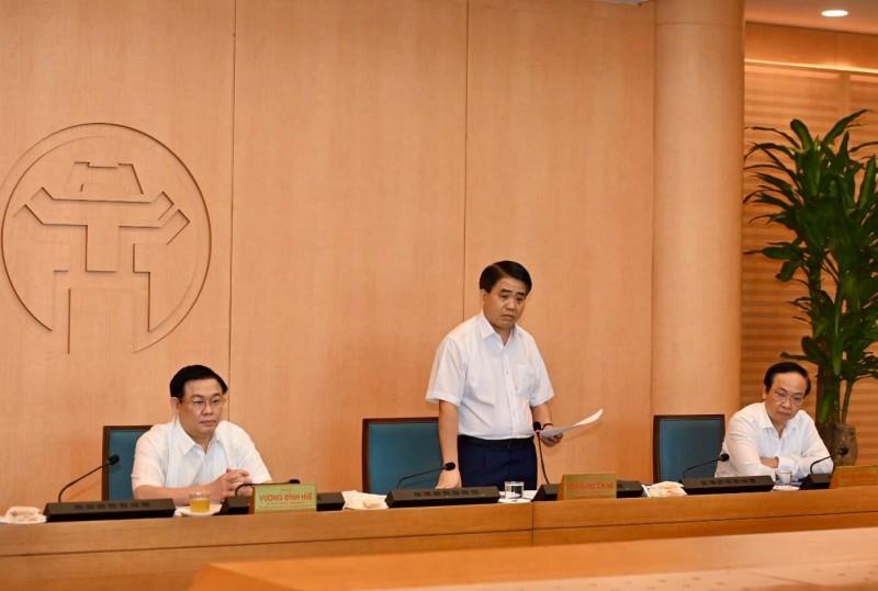 Hà Nội cam kết sẽ tiếp tục hỗ trợ doanh nghiệp vừa và nhỏ, hộ kinh doanh