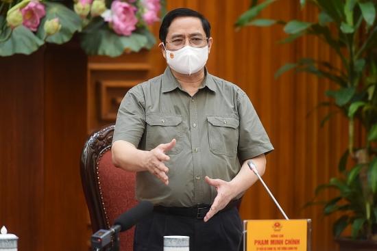 Công điện của Thủ tướng chấn chỉnh, nâng cao hiệu quả công tác phòng, chống dịch