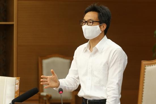 Chính phủ tạo mọi điều kiện cho thành phố Hồ Chí Minh nhập khẩu vắc xin phòng Covid-19
