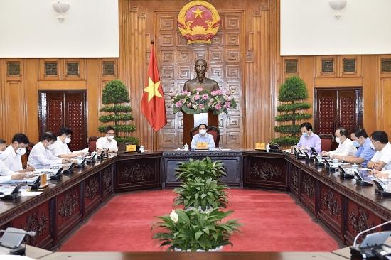 Thủ tướng Chính phủ: Quyết tâm đẩy lùi dịch bệnh, bảo vệ sức khỏe nhân dân