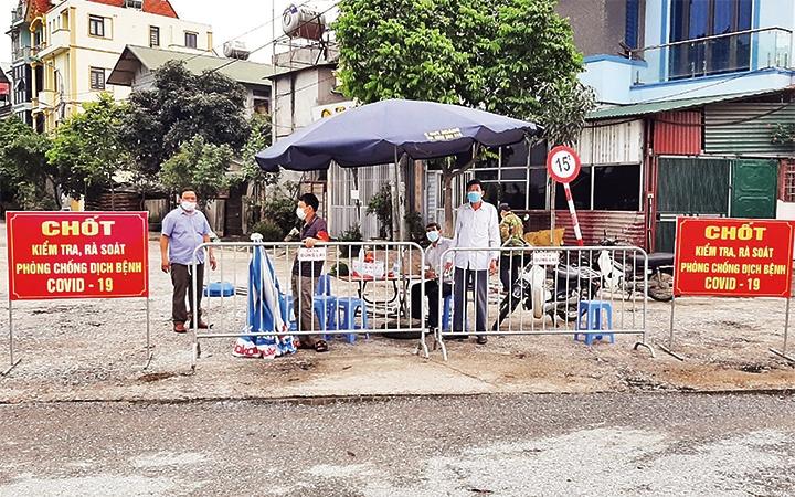 Thủ tướng khen huyện Đông Anh, Hà Nội có thành tích phòng, chống dịch Covid-19
