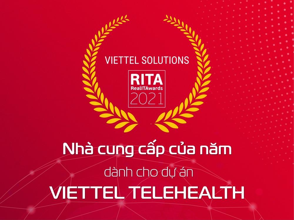 Viettel Solutions là doanh nghiệp đầu tiên tại Việt Nam dành giải Real IT Awards 2021