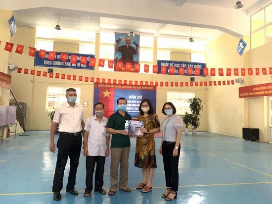 Trường Tiểu học Ngô Quyền chung tay đẩy lùi dịch bệnh Covid-19