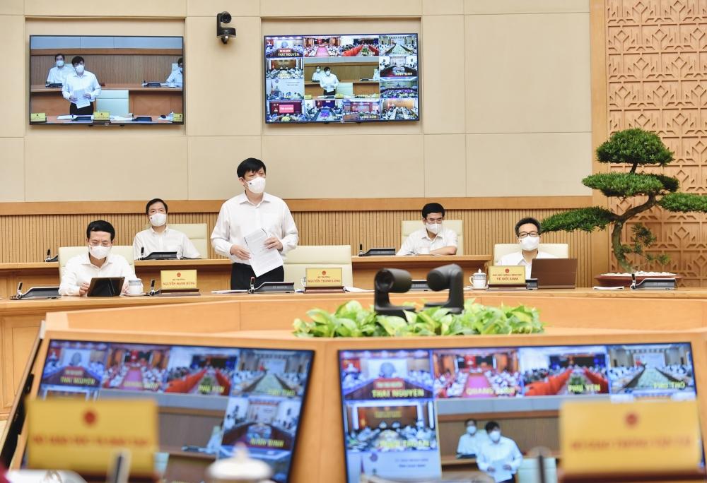 Thủ tướng yêu cầu các địa phương chống dịch với tinh thần tổng lực, tập trung trí tuệ