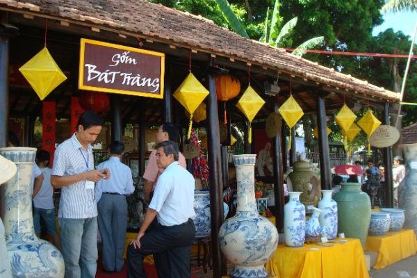 Hà Nội: Hỗ trợ xây dựng thương hiệu làng nghề năm 2019