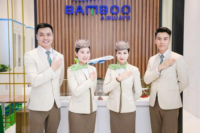 bamboo airways chinh thuc khai truong phong ve 30 trang tien