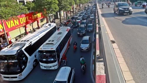 Những 'điểm đen' ùn tắc giao thông đang được TP Hà Nội lên phương án xử lý