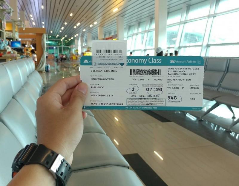 Cẩn thận với chiêu lừa bán vé máy bay giá rẻ