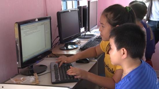 Bảo vệ và hỗ trợ trẻ em tương tác lành mạnh, sáng tạo trên môi trường mạng