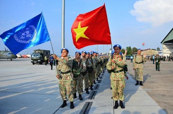 Quy định về việc tham gia lực lượng gìn giữ hòa bình của Liên Hợp Quốc
