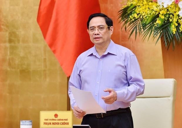 Thủ tướng ra Công điện về tăng cường các biện pháp bảo đảm an toàn phòng, chống dịch Covid-19