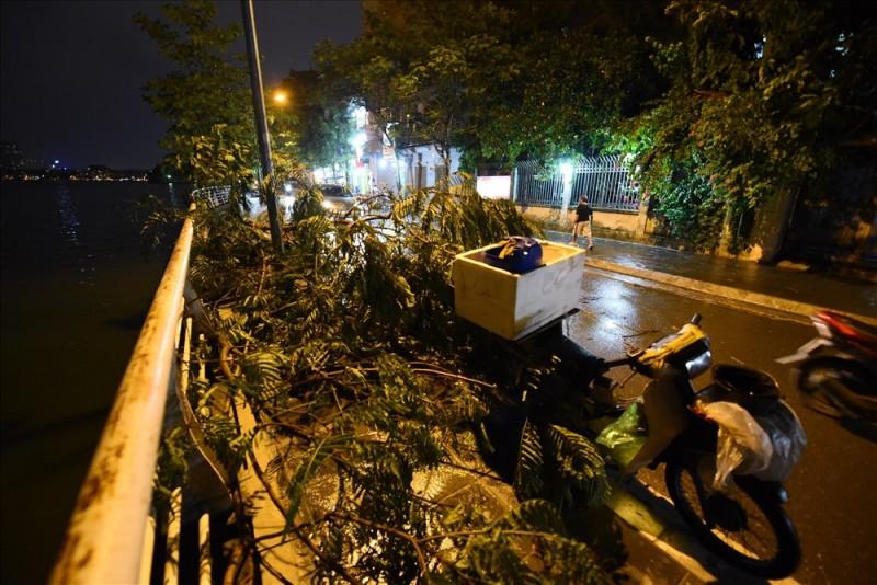 Hà Nội: Triển khai ứng phó trong mùa mưa bão năm 2019