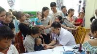 Đến năm 2025, 100% trẻ em đến 8 tuổi được tiếp cận các dịch vụ hỗ trợ chăm sóc phát triển toàn diện