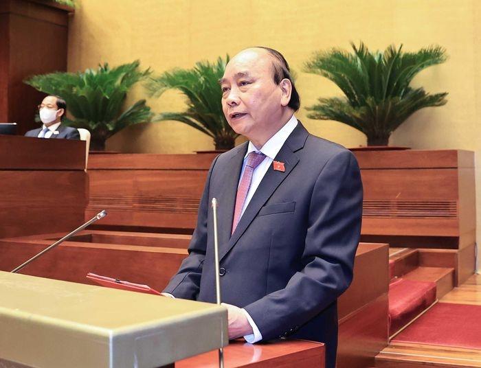 Quốc hội phê chuẩn Phó Chủ tịch, các Ủy viên Hội đồng Quốc phòng và An ninh