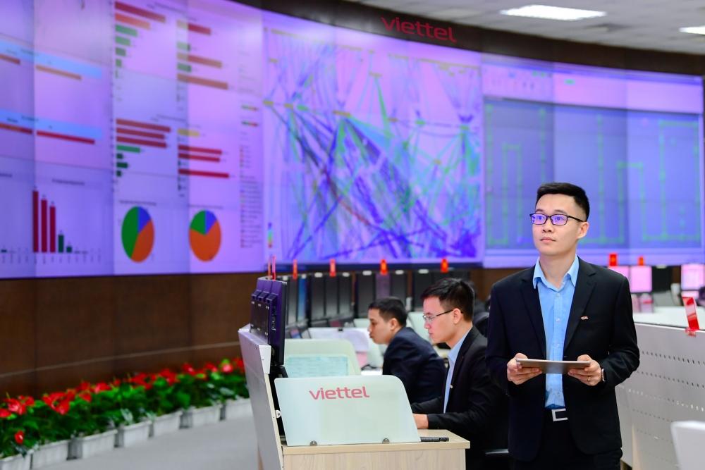 Viettel đẩy mạnh chuyển đổi số trong quản trị doanh nghiệp và ứng dụng nhiều công nghệ phòng, chống dịch Covid-19 trong 6 tháng đầu năm 2021