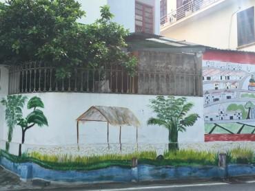 Chung sức xây dựng nông thôn mới