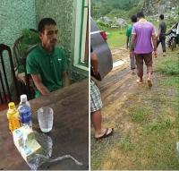 Hòa Bình: Bắt giữ nghi phạm sát hại vợ rồi bỏ trốn trong rừng