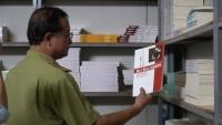 Hà Nội: Tạm giữ hàng vạn cuốn sách có giá trị nhiều tỉ đồng