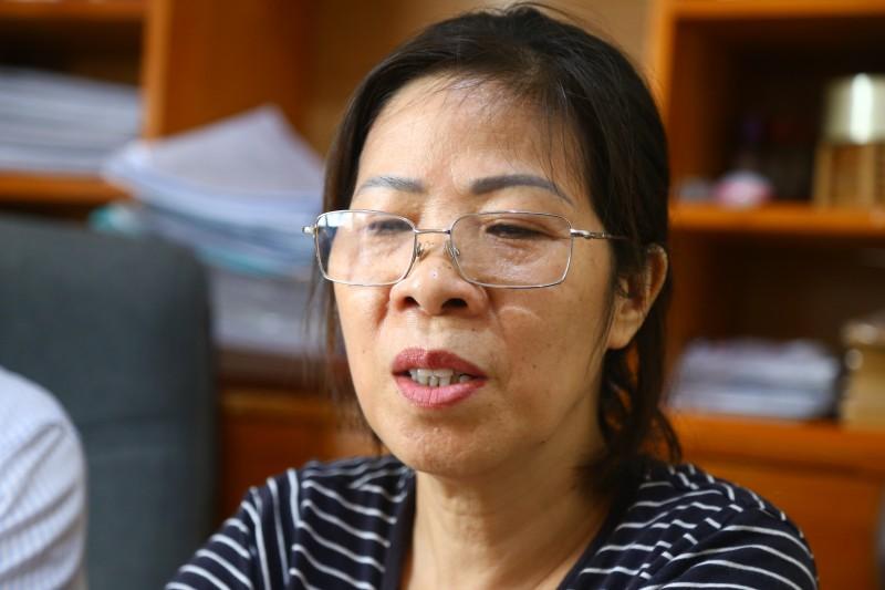 Bắt tạm giam bà Nguyễn Bích Quy