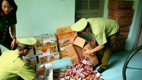 Lập Đoàn thanh tra, kiểm tra liên ngành công tác an toàn thực phẩm tết Trung thu