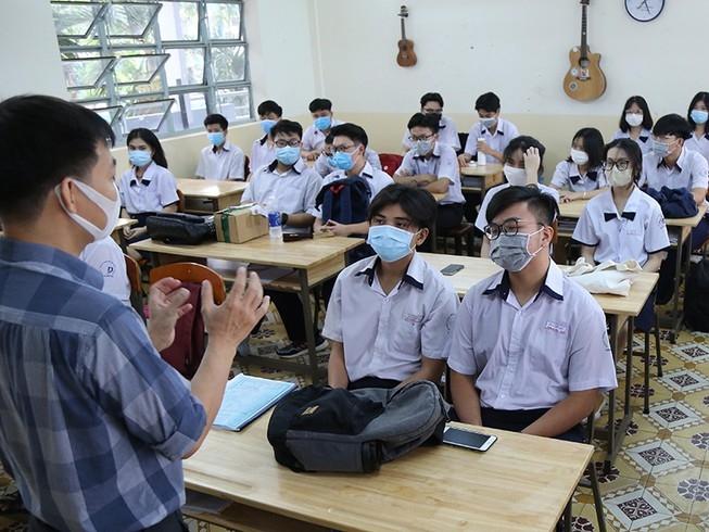 Chính thức chốt phương án thi tốt nghiệp trung học phổ thông thành 2 đợt