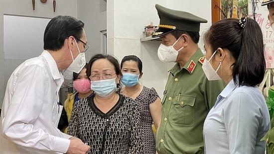 Thủ tướng đề nghị Chủ tịch nước truy tặng Huân chương Chiến công cho Thượng úy công an hy sinh khi đang làm nhiệm vụ phòng, chống dịch