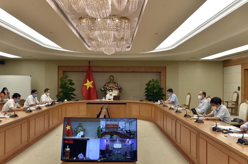 Chính phủ được ban hành Nghị quyết có những nội dung khác với luật định để phòng, chống dịch