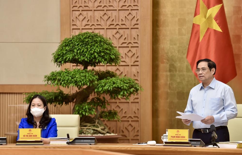 Thủ tướng phát động thi đua đặc biệt cả nước đồng lòng phòng, chống và chiến thắng đại dịch Covid-19