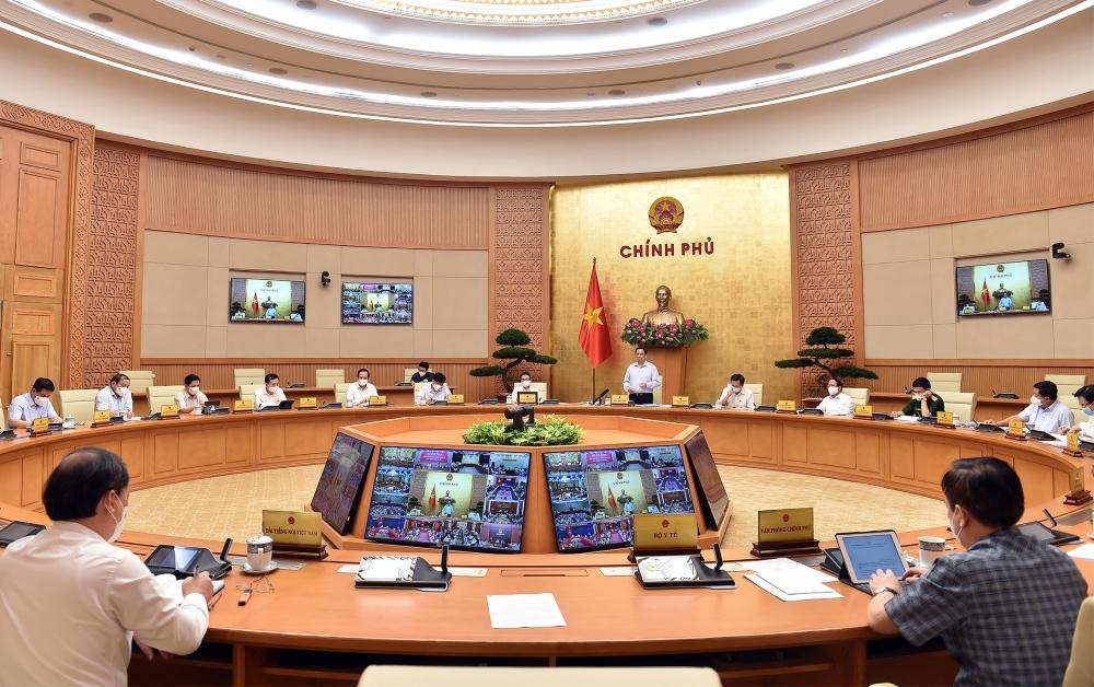 Thủ tướng Phạm Minh Chính: Tập trung toàn lực bóc tách F0 ra khỏi cộng đồng